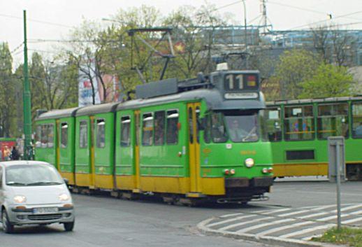In tram ad amsterdam con ragazza ubriaca